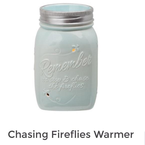 Scentsy chasing fireflies warmer